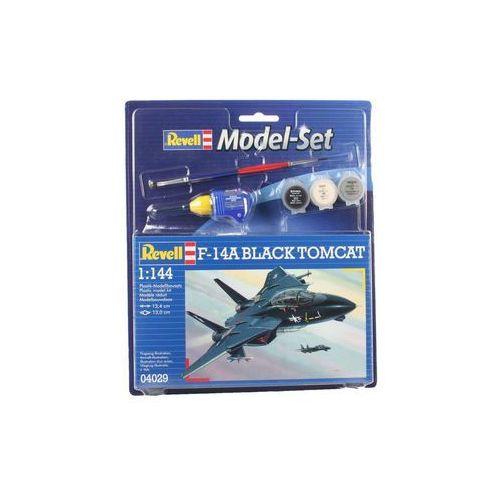 model set f-14 to mcat black - revell marki Revell