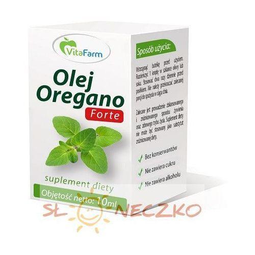 Olej Oregano Forte 100% 10ml Vitafarm