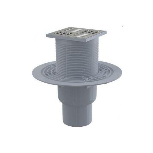 Kratka ściekowa 105x105 mm odpływ pionowy Alcaplast APV2321 - oferta [05424c7487d546e8]