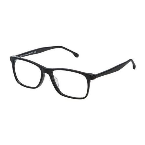 Okulary Korekcyjne Lozza VL4137 0BLK