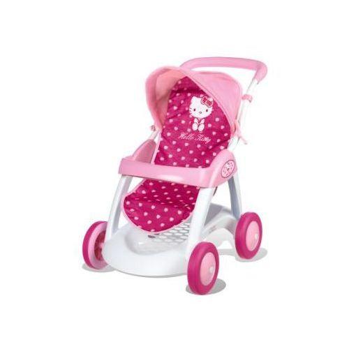 SMOBY Hello Kitty - Wózek dla lalek Chuli Pop, Smoby