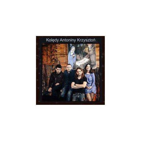 Warner music Antonina krzysztoń - kolędy antoniny krzysztoń