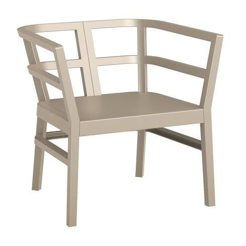 Wygodne krzesło do kawiarni z polipropylenu click-clack marki Resol