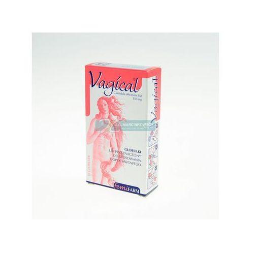 Vagical glob.dopochw. 1,5 g 10 szt. - produkt farmaceutyczny