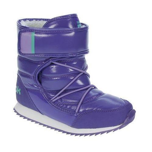 buty Reebok Frostbound II - Fearless Purple/Crisp Purple/Emerald Sea/White