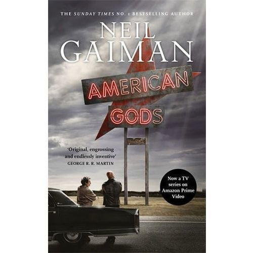 American Gods, Gaiman, Neil