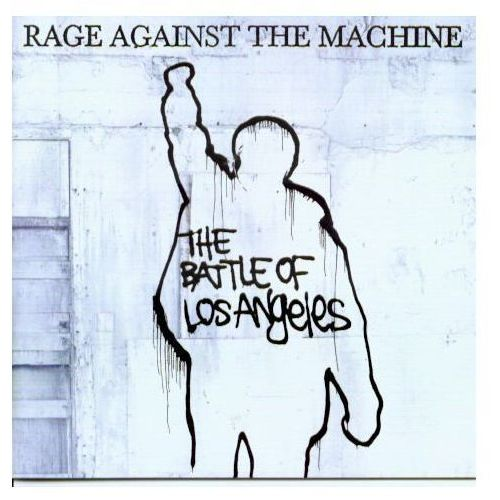 Sony music The battle of los angeles (cd) - rage against the machine