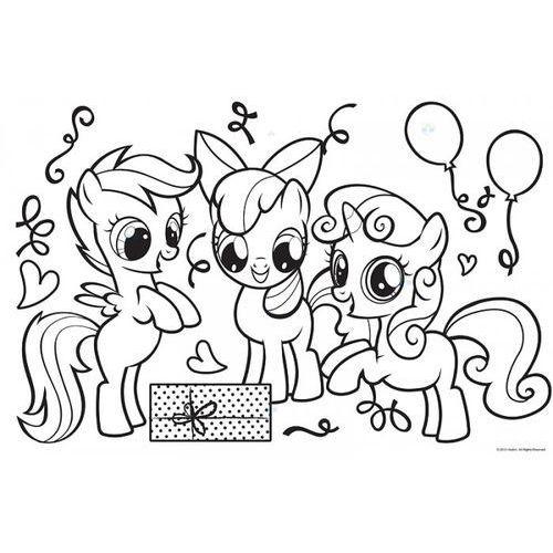 Kolorowanki My Little Pony 5 Kucyki Pony Auto Electrical Wiring