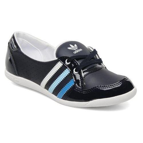promocje - 30% Baleriny Adidas Originals Forum slipper Dziecięce Niebieskie ze sklepu Sarenza