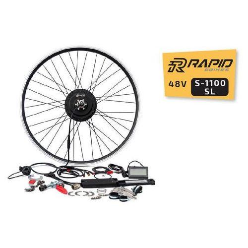 Zestaw do konwersji roweru Rapid S-1100 SuperLight