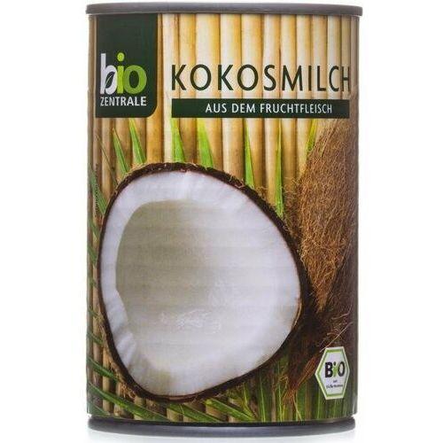 111bio zentrale Mleczko kokosowe 400ml - bio zentrale bez glutenu bez laktozy eko (4005009101310)