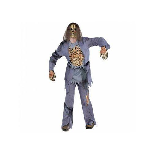 Kostium szkielet zombie - roz. m/l marki Amscan