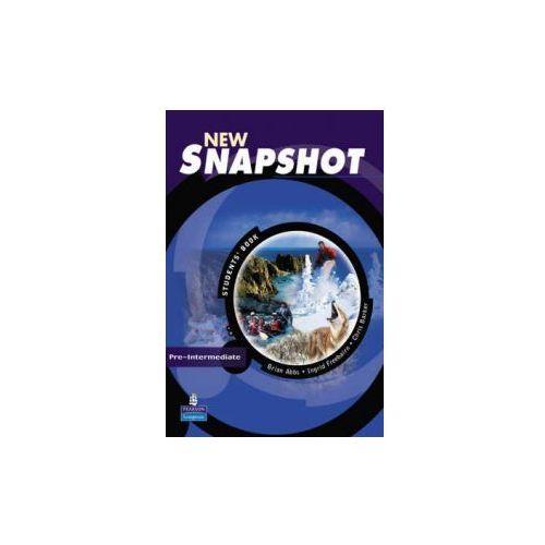 New Snapshot: Pre-Intermediate Level, oprawa miękka