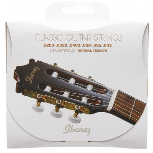cls 6 nt normal tension struny do gitary klasycznej marki Ibanez