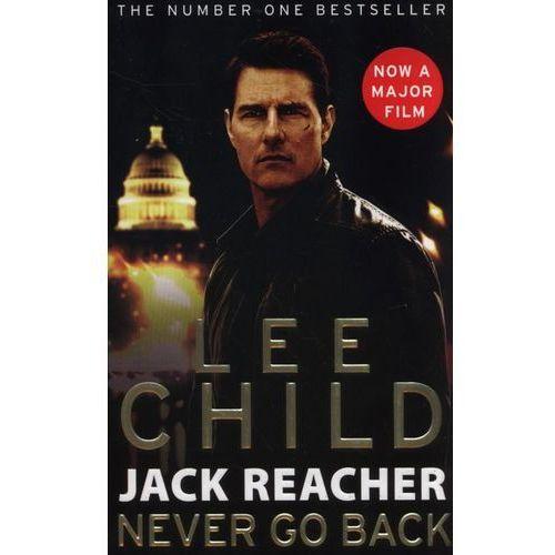 Jack Reacher: Never Go Back (544 str.)