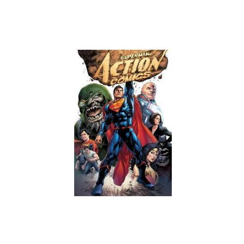 Superman - Action Comics Vol. 1 Path Of Doom (Rebirth) (9781401268046)