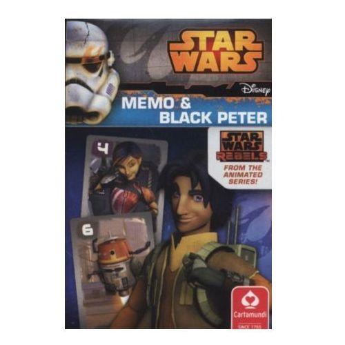 Czarny Piotruś/Memo - Star Wars Rebel CARTAMUNDI