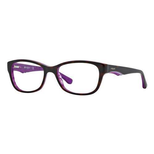 Vogue eyewear Negocjuj cenę! okulary korekcyjne vo 2814 2019 51