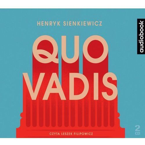 Quo Vadis - Henryk Sienkiewicz (MP3) (9788327248176)