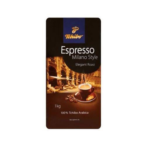 1kg espresso milano style elegant roast kawa palona ziarnista marki Tchibo