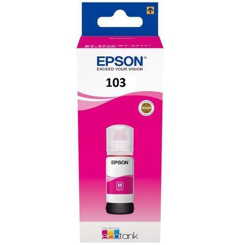 Epson Tusz et103 magenta do drukarek (oryginalny) [65ml]