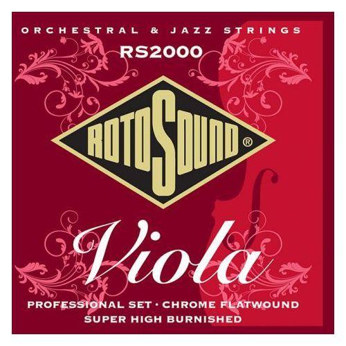 Rotosound rs2000 - struny do altówki quality