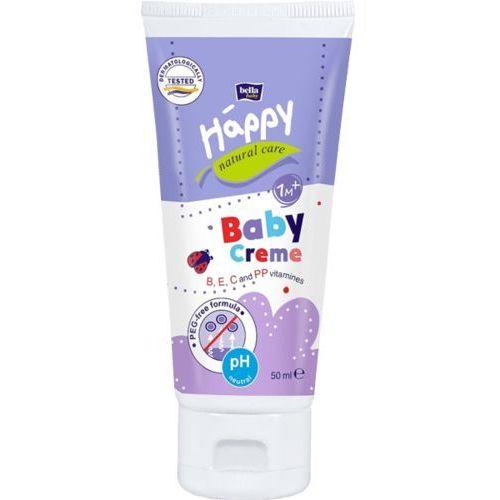 Bella Baby Happy NATURAL CARE krem pielęgnacyjny 50 ml - produkt z kategorii- kremy i maści dla dzieci