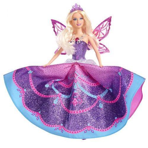 Barbie Barbie Mariposa Księżniczka Catania Y6373 - sprawdź w Mall.pl