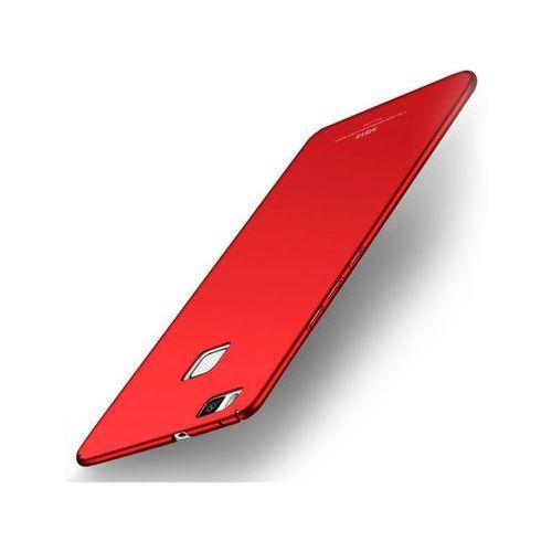 Msvii Etui thin case do huawei p9 lite czerwone - czerwony (6923878242829)