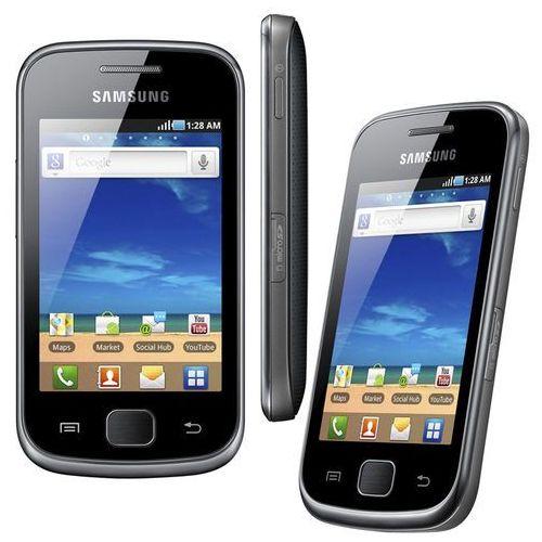 Samsung Galaxy Gio GT-S5660- telefon z ekranem dotykowym