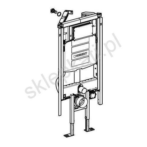 Produkt z kategorii- stelaże i zestawy podtynkowe - GEBERIT DUOFIX stelaż montażowy do WC narożny, UP320, Sigma, H112 111.390.00.5