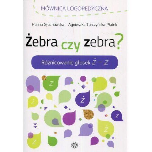 Żebra czy zebra? Różnicowanie głosek Ż - Z (2018)
