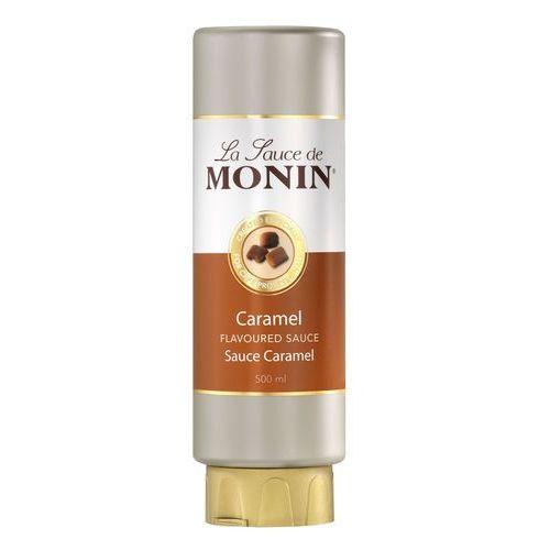 Oryginalny sos karmelowy 0,5l marki Monin
