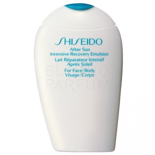 after sun emulsion preparaty po opalaniu 150 ml dla kobiet marki Shiseido