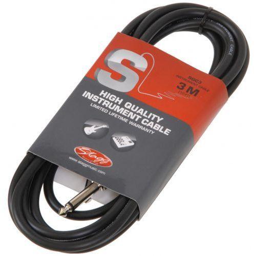 Stagg sgc-3 kabel instrumentalny j/j