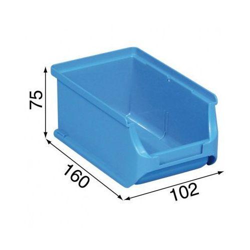 Warsztatowe pojemniki z tworzywa sztucznego - 102 x 160 x 75 mm (4005187562040)