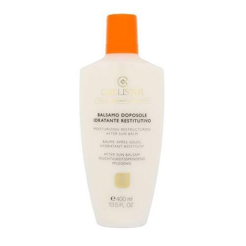 sun protection balsam do ciała po opalaniu (moisturizing restructuring after sun balm) 400 ml marki Collistar
