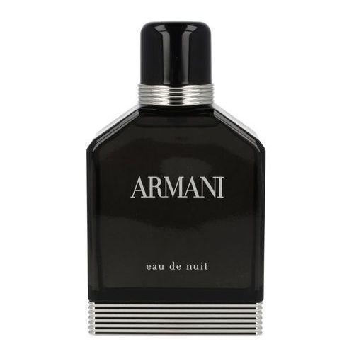 Giorgio Armani Eau De Nuit Men 100ml EdT - sprawdź w wybranym sklepie