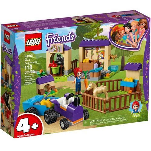 Lego Stajnia Sprawdź
