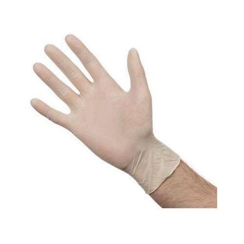 Rękawiczki lateksowe bezpudrowe | 100 szt. | różne rozmiary