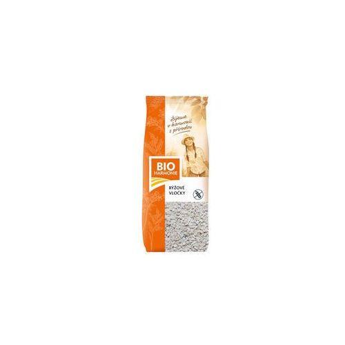 Bio harmonie Płatki ryżowe bio 200g bioharmonie (8594008911977)