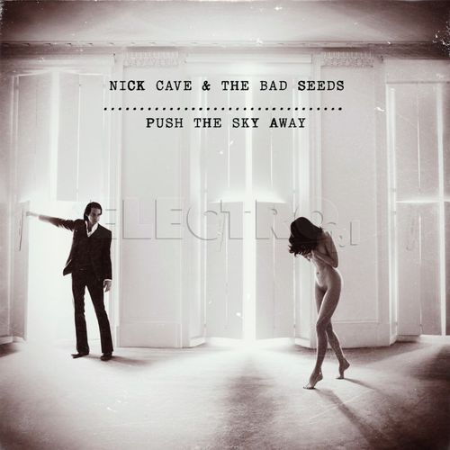 Kobalt label services Push the sky away - nick cave and the bad seeds (płyta cd) (5055667601744)