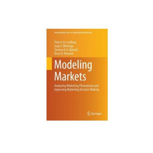 Modeling Markets, 1 (9781493920853)