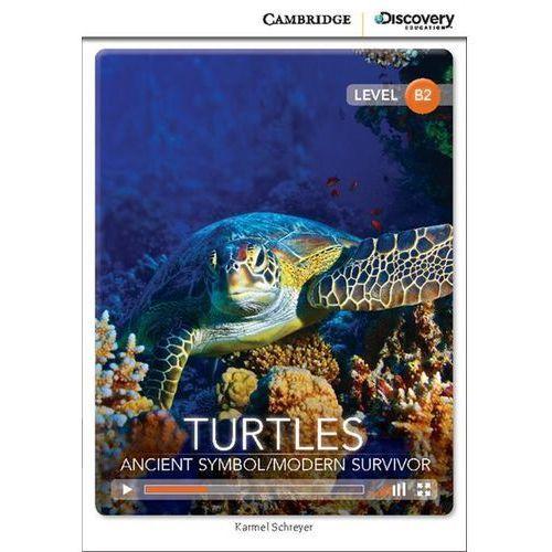 Turtles: Ancient Symbol/Modern Survivor. Cambridge Discovery Education Interactive Readers (z kodem) (9781107660571)