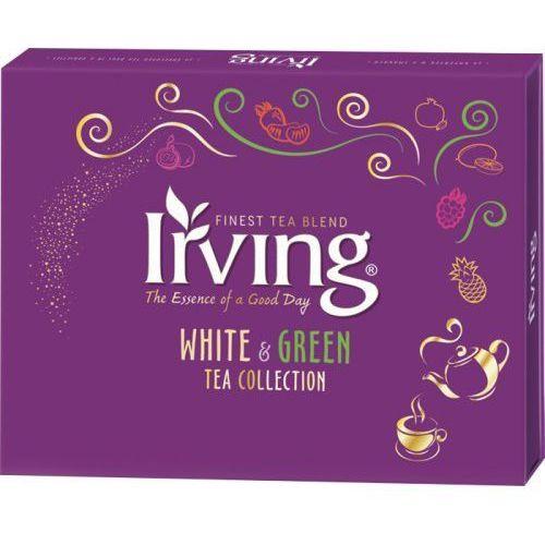 Kolekcja białych i zielonych herbat Irving 30kop.