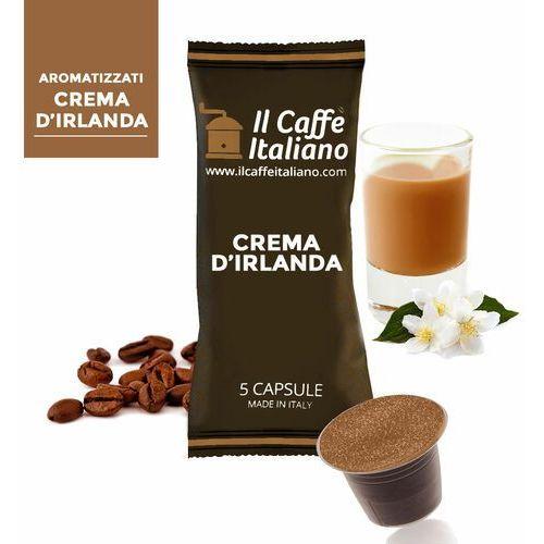 Nespresso kapsułki Crema d'irlanda (kawa aromatyzowana) kapsułki do nespresso – 50 kapsułek