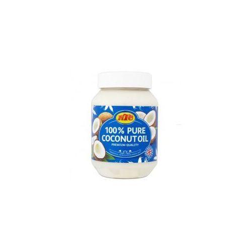 Olej kokosowy 100% coconut bezzapachowy 500ml marki Ktc