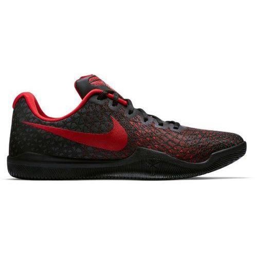 Buty Nike Kobe Mamba Instinct - 852473-016 - Black/University Red-Anthracite