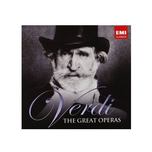 Verdi: the great operas (limited) marki Pomaton emi