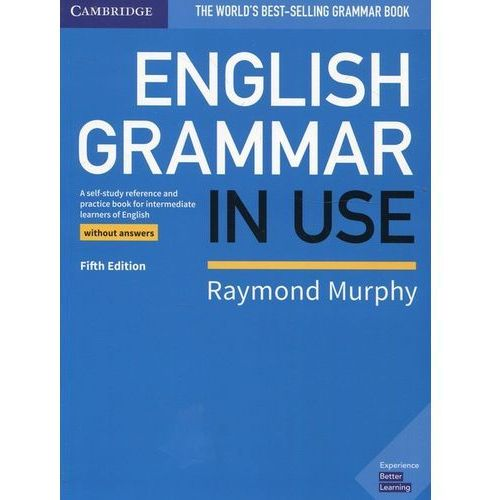 English Grammar in Use Book without Answers (340 str.)